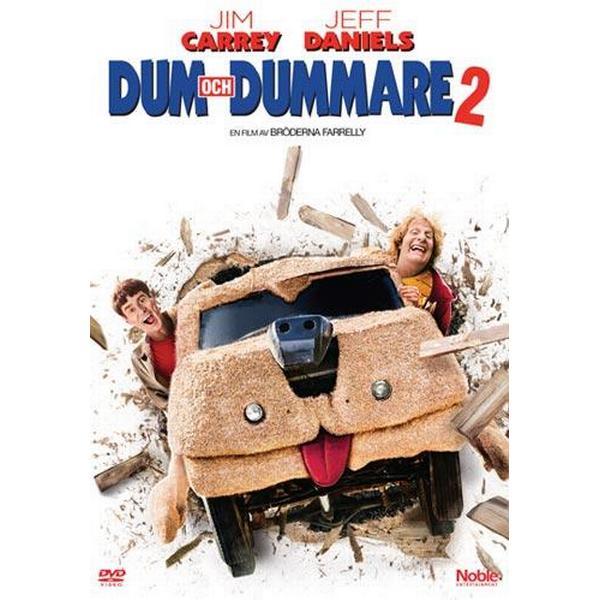 Dum och dummare 2 (DVD 2014)