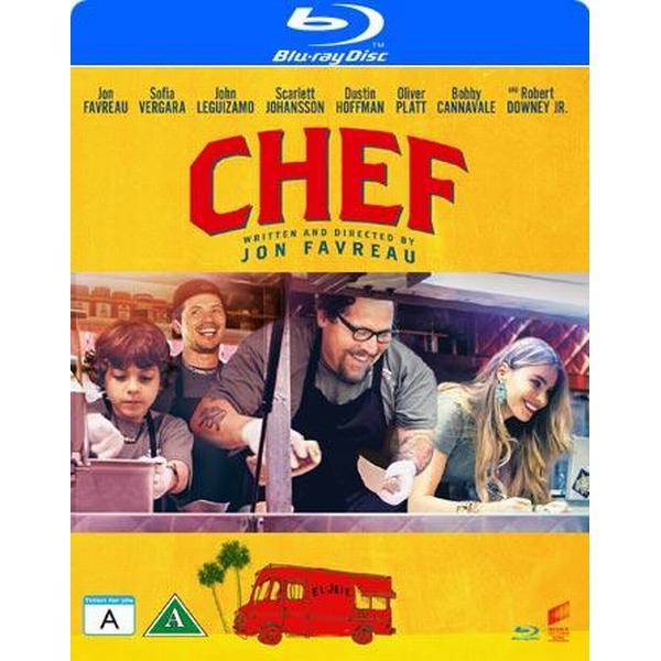 Chef (Blu-ray) (Blu-Ray 2014)