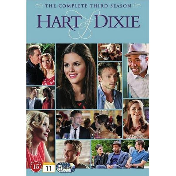 Hart of Dixie: Säsong 3 (5DVD) (DVD 2014)
