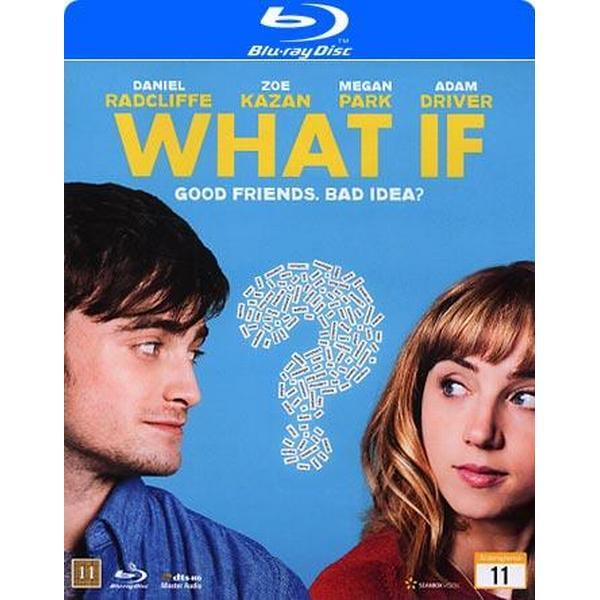 What if (Blu-ray) (Blu-Ray 2014)