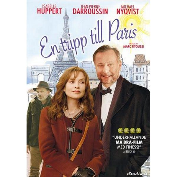 En tripp till Paris (DVD 2014)