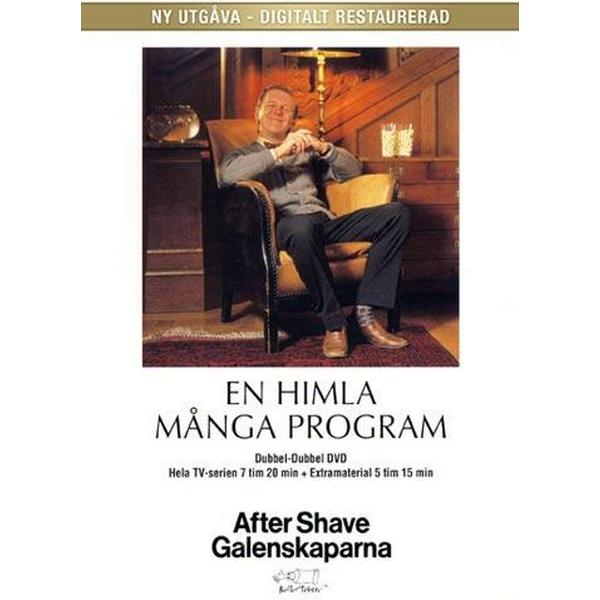 Galenskaparna: En himla många program - Remast. (DVD 1984-2004)