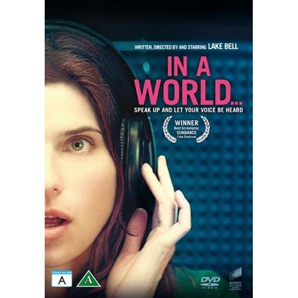 In a world (DVD) (DVD 2013)