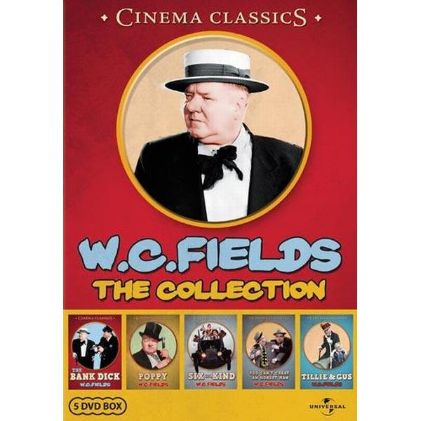 W C Fields: The Collection (5DVD) (DVD 2013)