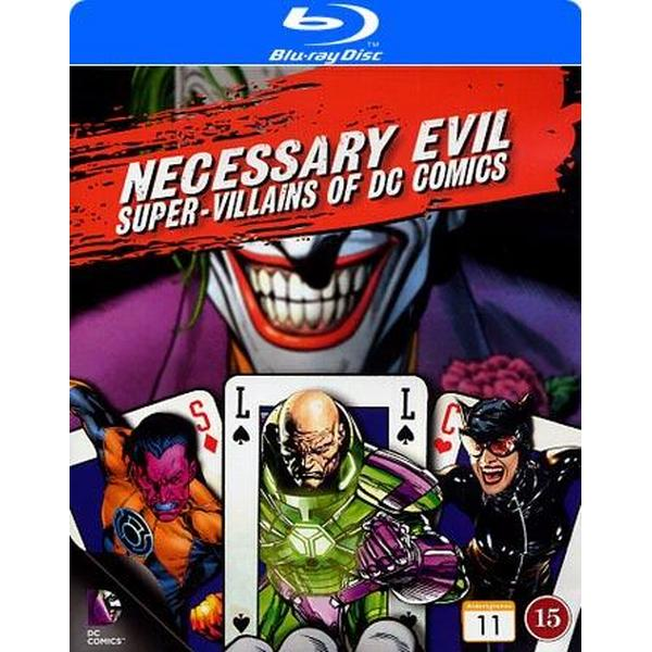 DC Necessary evil - Villains of DC Comics (Blu-ray) (Blu-Ray 2013)