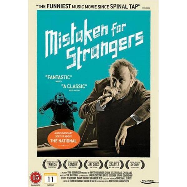 The National: Mistaken for strangers (DVD 2013)