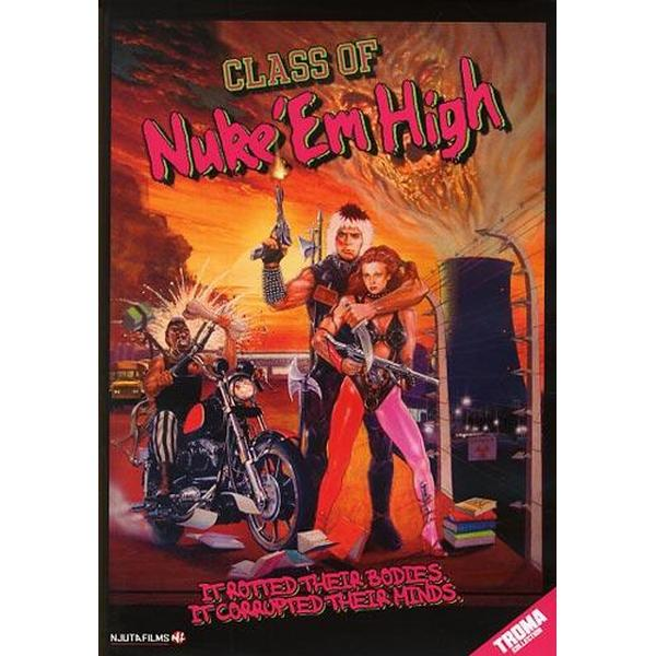 Class of Nuke em High (DVD 1986)