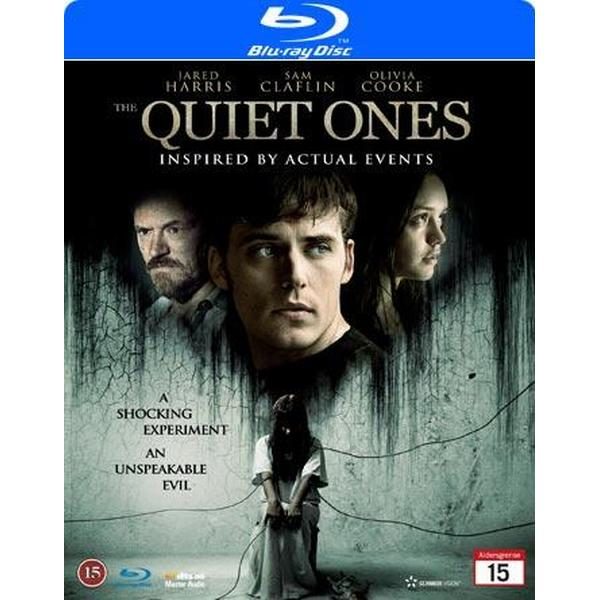Quiet ones (Blu-ray) (Blu-Ray 2014)
