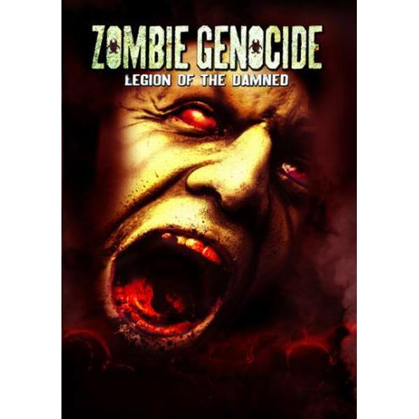 Zombie Genocide: Legion Of The Damned (DVD) (DVD 2013)