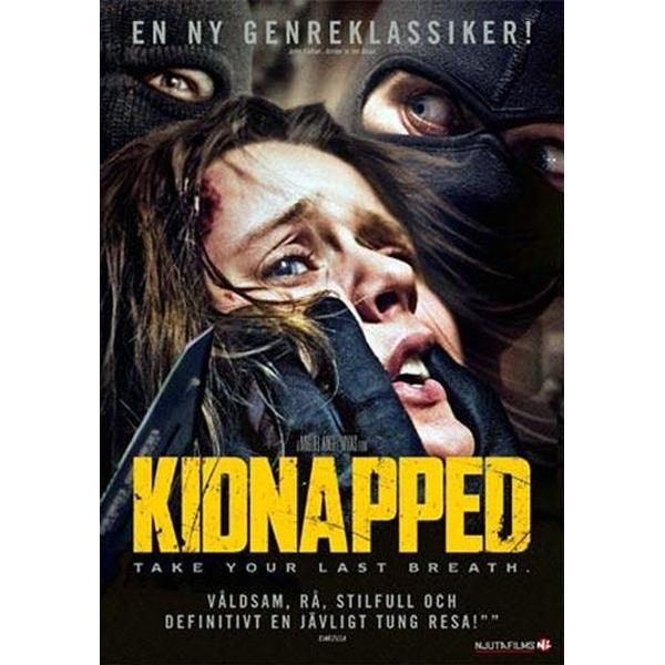 Kidnapped (DVD 2014)