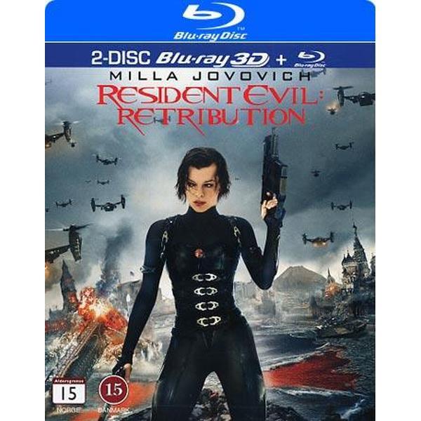 Resident Evil: Retribution (3D Blu-Ray 2012)