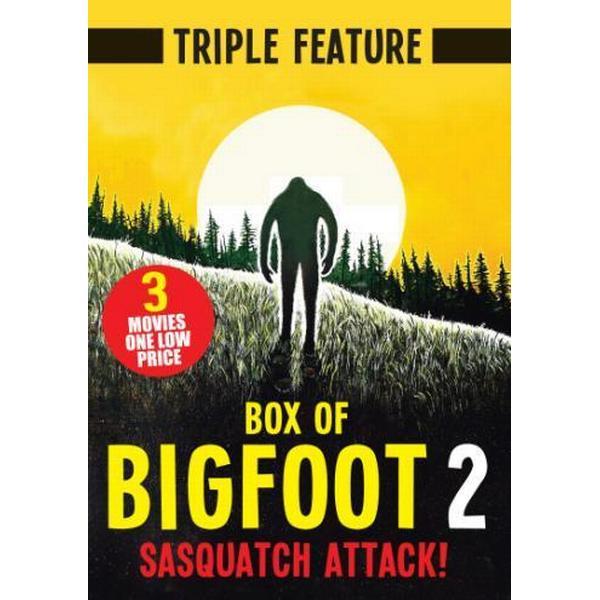 Box Of Bigfoot 2: Sasquatch Attack (DVD) (DVD 2014)