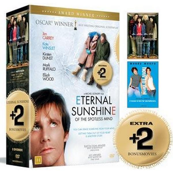 Eternal sunshine of the... + 2 Bonusfilmer: Box (3DVD) (DVD 2015)