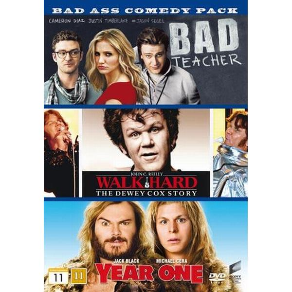 Bad ass comedy 3-pack vol 3 (3DVD) (DVD 2014)