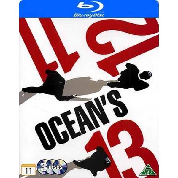 Ocean's eleven: Twelve / Thirteen (Blu-Ray 2001-2007)