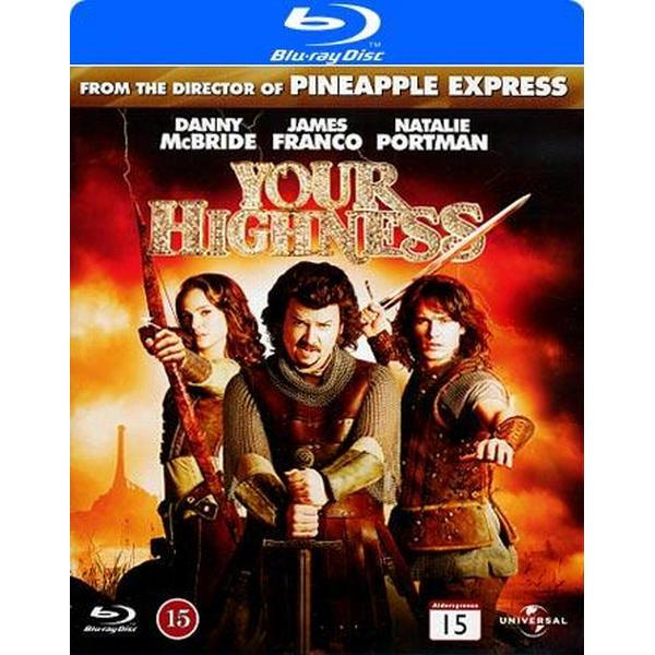 Your Highness (Blu-Ray 2011)