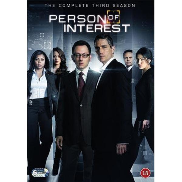 Person of interest: Säsong 3 (6DVD) (DVD 2014)