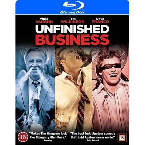 Unfinished business (Blu-Ray 2015)