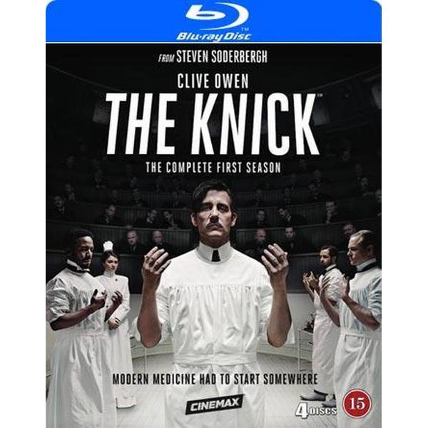 The Knick: Säsong 1 (4Blu-ray) (Blu-Ray 2015)