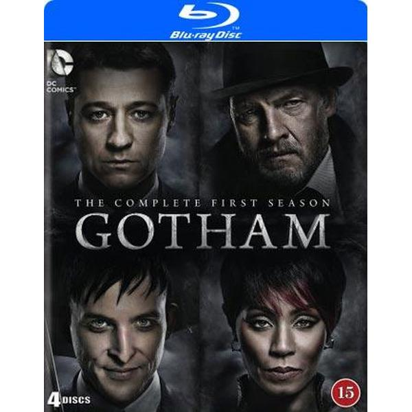 Gotham: Säsong 1 (4Blu-ray) (Blu-Ray 2014)