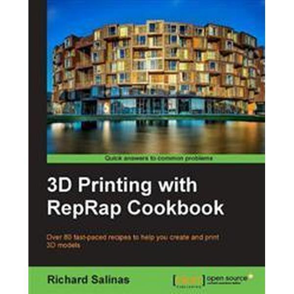 3d Printing With Reprap Cookbook (Pocket, 2014)