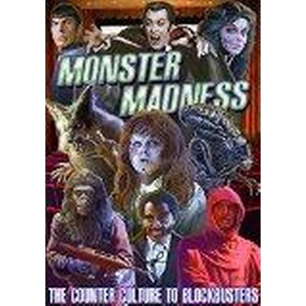 Monster Madness: The Counter Culture To... (DVD) (DVD 2015)