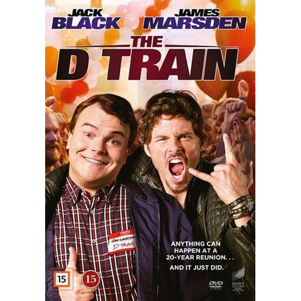 D-Train (DVD) (DVD 2015)