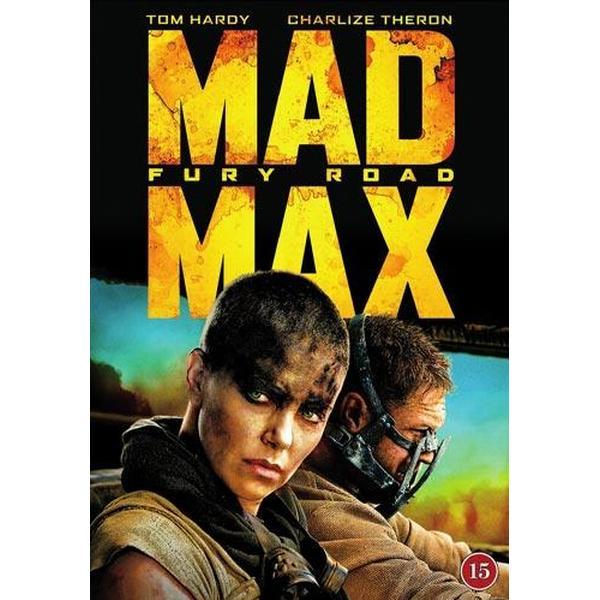 Mad Max - Fury Road (DVD) (DVD 2015)