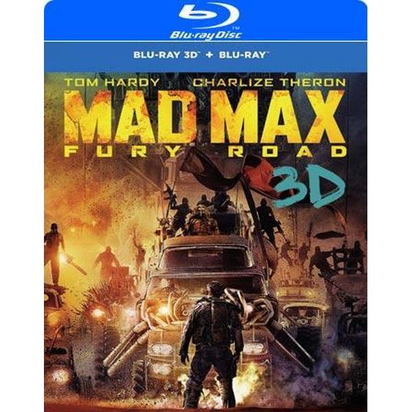 Mad Max - Fury Road 3D: Steelbook (3D Blu-Ray 2015)