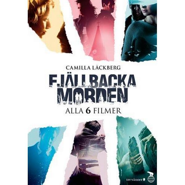 Camilla Läckberg: Fjällbackamorden Boxen (6DVD) (DVD 2013)