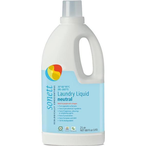 Sonett Laundry Liquid Sensitive 2L
