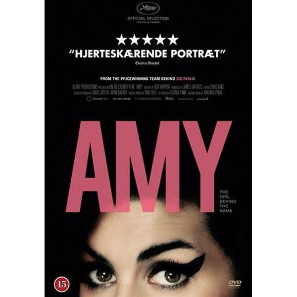 Amy: Amy Winehouse (DVD) (DVD 2014)