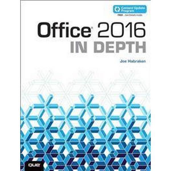 Office 2016 In Depth (includes Content Update Program) (Häftad, 2015)