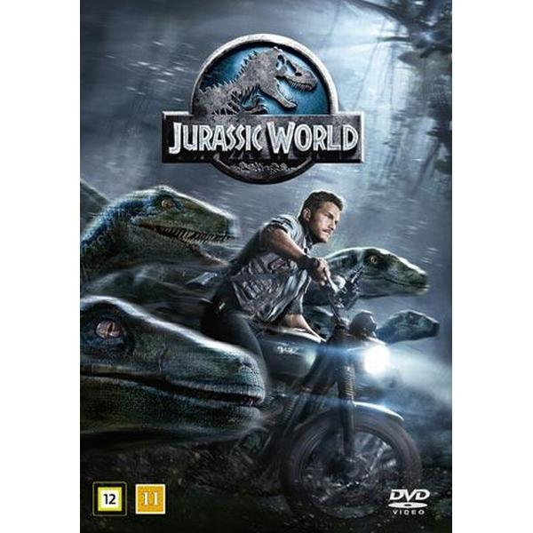 Jurassic World (DVD) (DVD 2015)