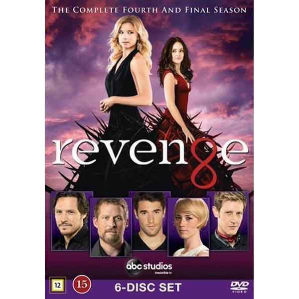 Revenge: Säsong 4 (DVD 2015)