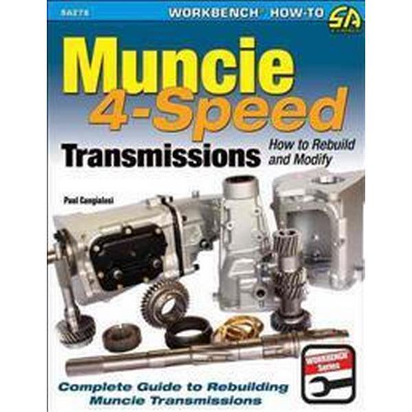 Muncie 4-Speed Transmissions (Pocket, 2014)