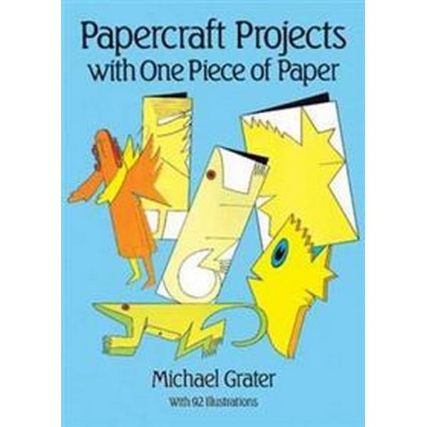 Papercraft Projects With One Piece of Paper (Pocket, 1988), Pocket
