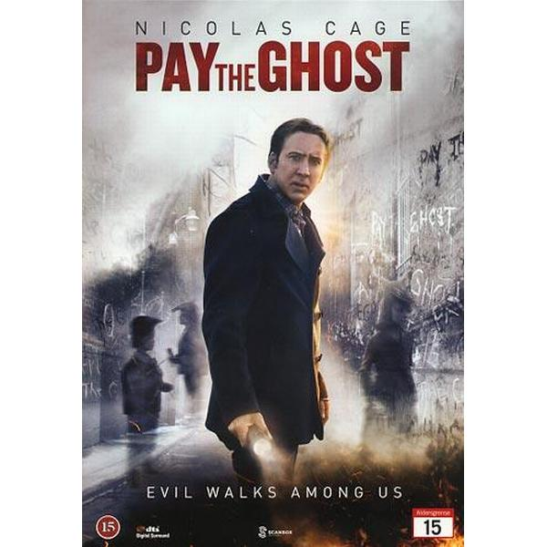 Pay the ghost (DVD) (DVD 2015)