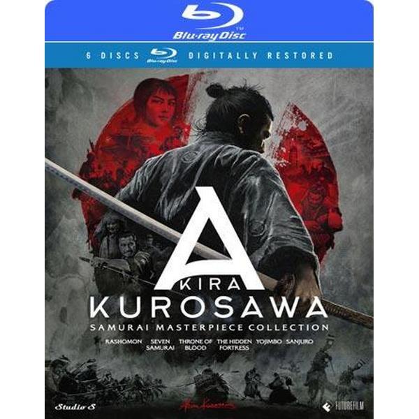 Akira Kurosawa Samurai collection (Blu-Ray 1950-62)