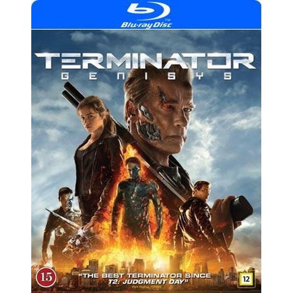 Terminator Genisys (Blu-ray) (Blu-Ray 2015)