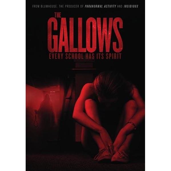 The gallows (DVD) (DVD 2015)