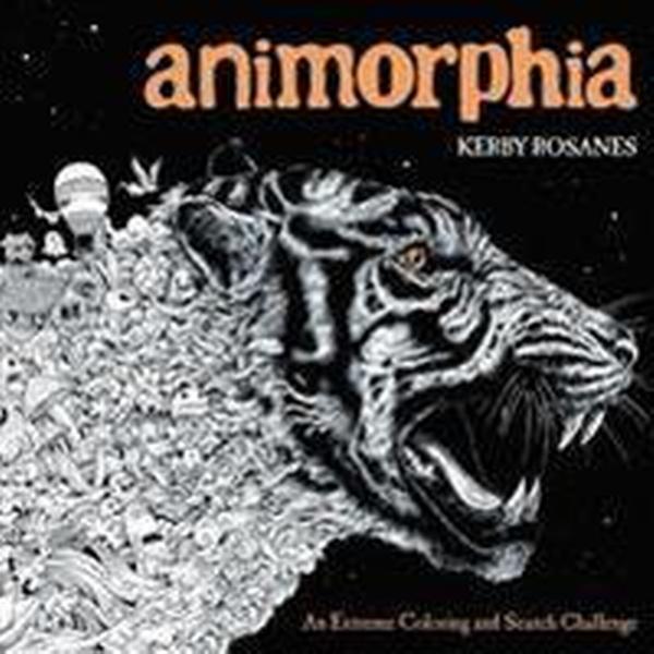Animorphia: An Extreme Coloring and Search Challenge (Häftad, 2015)
