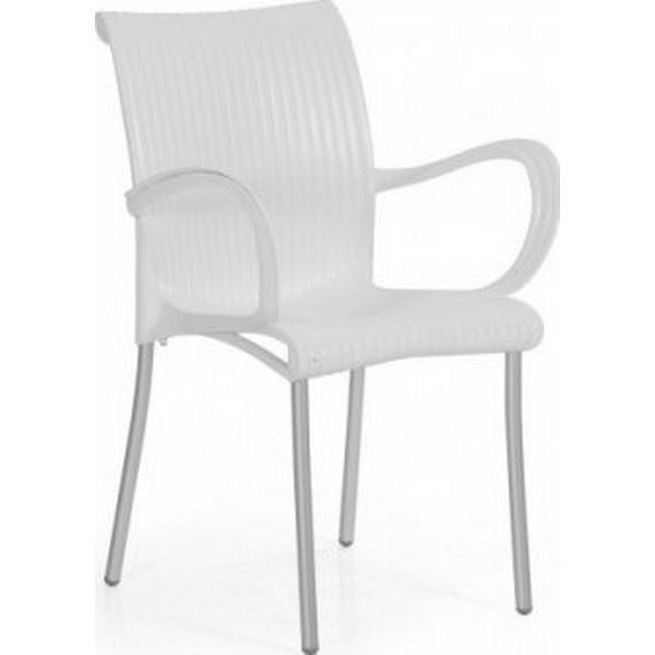 Brafab Dama Armless Chair