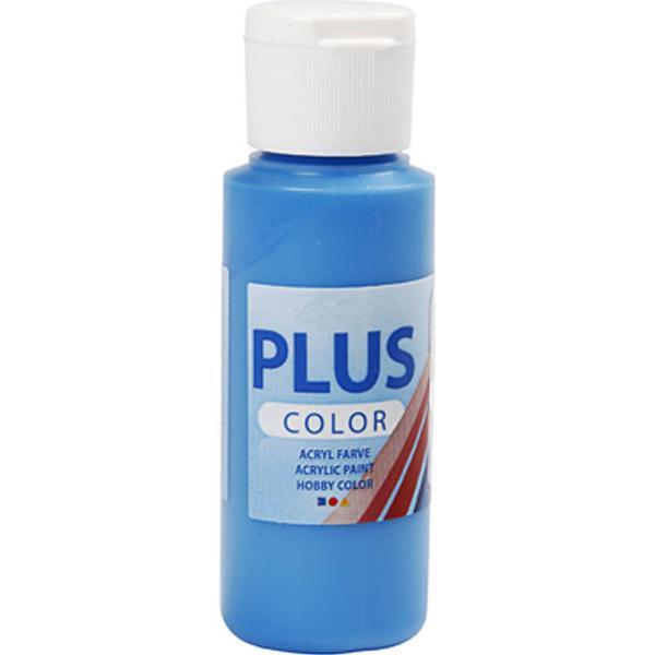 Plus Acrylic Paint Primary Blue 60ml