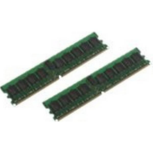 MicroMemory DDR2 667MHZ 2x4GB ECC Reg for HP (MMH9694/8GB)