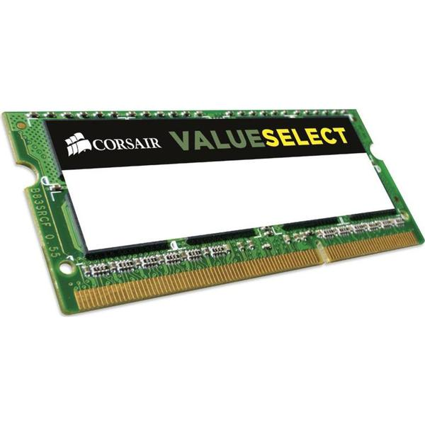 Corsair Value Select DDR3 1600MHz 2GB (CMSO2GX3M1C1600C11)