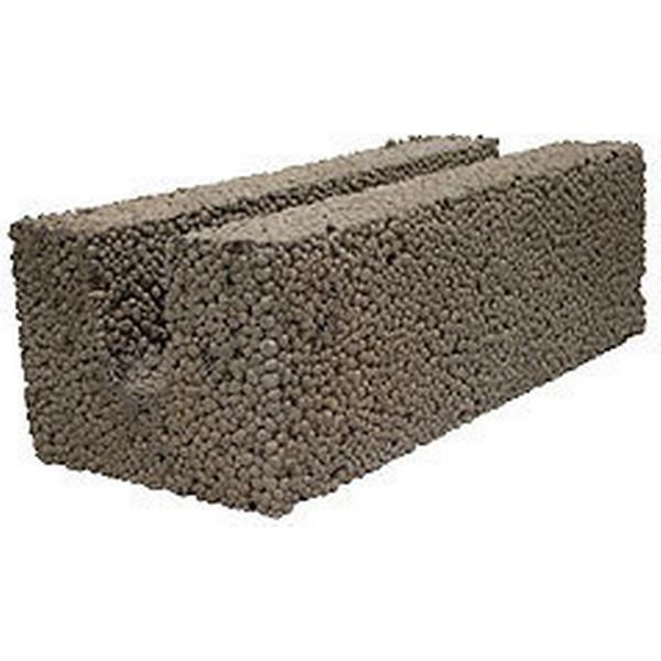 Finja U Block Leca 190x190x590mm