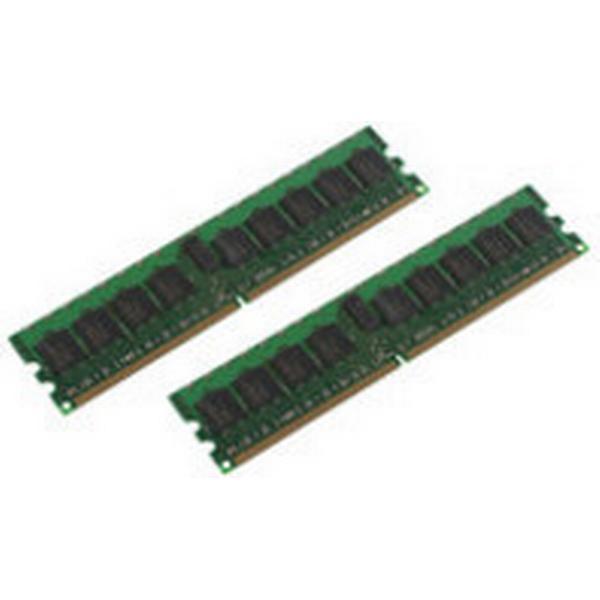 MicroMemory DDR2 400MHZ 2x2GB ECC Reg (MMC3057/4096)