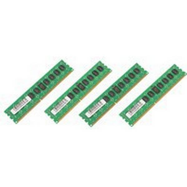 MicroMemory DDR3 1600MHz 4x4GB ECC Reg for Dell (MMD2621/16GB)
