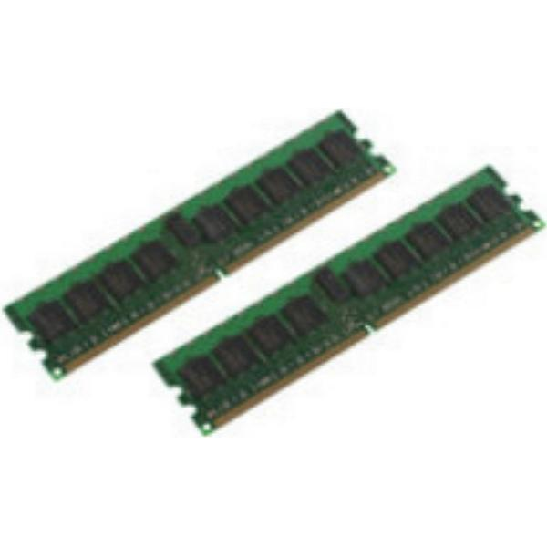 MicroMemory DDR2 667MHz 2x2GB ECC Reg for Dell (MMD0047/4096)